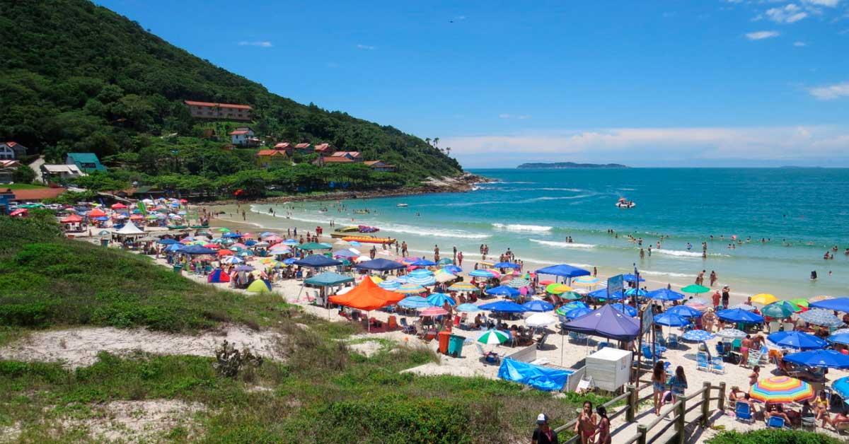 Significado dos nomes das melhores praias de Bombinhas - Quatro Ilhas