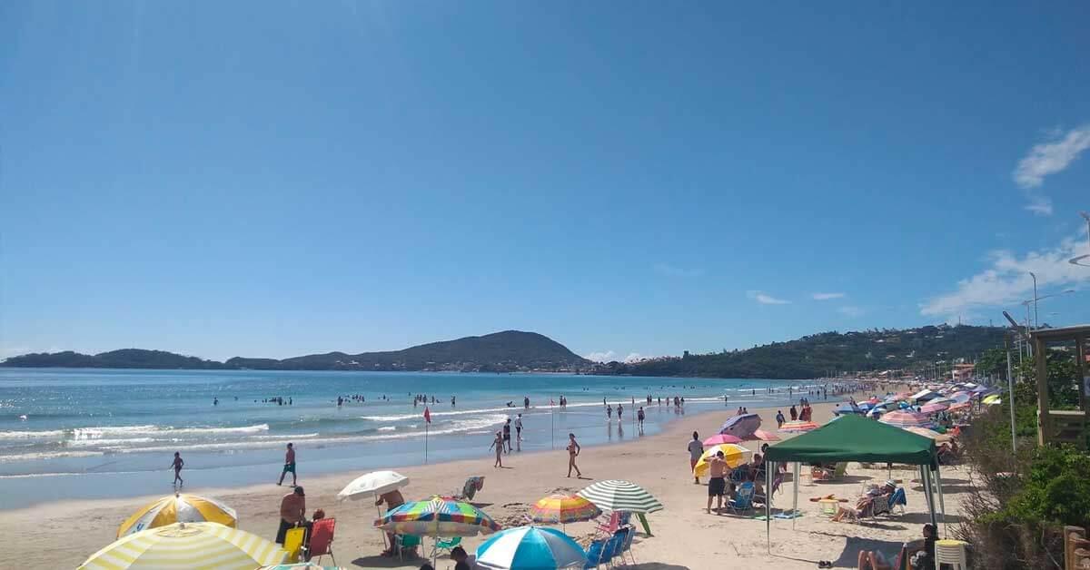 Significado dos nomes das melhores praias de Bombinhas - Bombas
